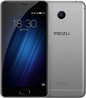 Смартфон MEIZU M3s mini 32Gb, серый