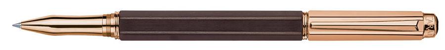 Ручка роллер Carandache Varius Ebony (4470.142) подар.кор.