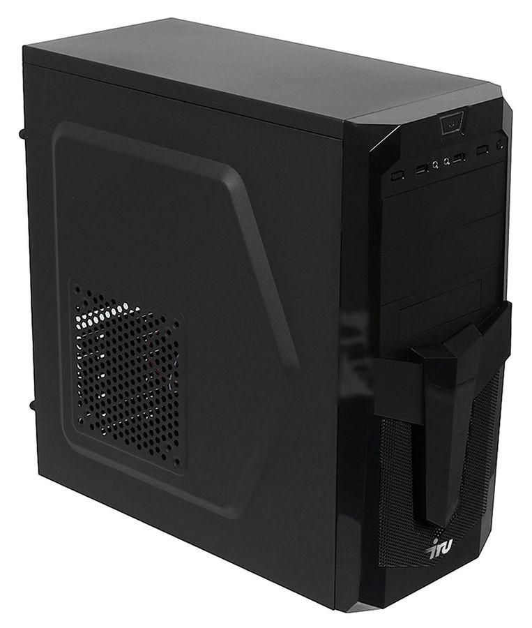 Компьютер  IRU City 519,  Intel  Core i5  4460,  DDR3 4Гб, 1Тб,  nVIDIA GeForce GT740 - 2048 Мб,  DVD-RW,  Free DOS,  черный [389108]