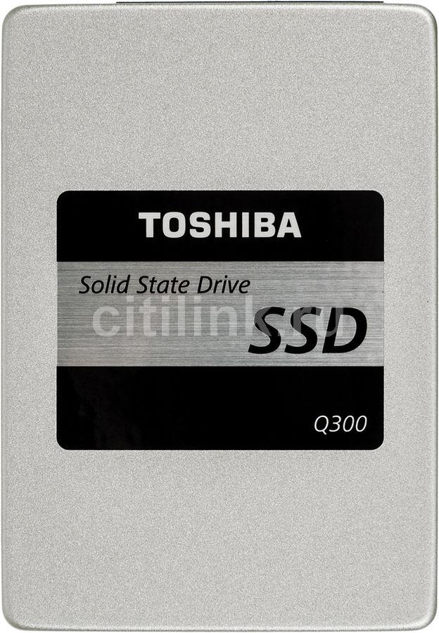 SSD накопитель TOSHIBA Q300 HDTS812EZSTA 120Гб, 2.5
