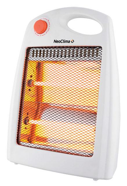 Инфракрасный обогреватель NEOCLIMA NQH-05, 800Вт, белый