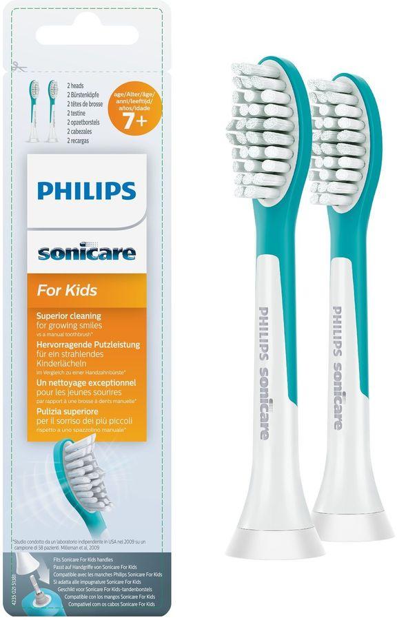Сменные насадки  PHILIPS Sonicare For Kids HX6042/33,  2 шт
