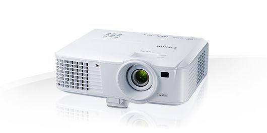 Проектор CANON LV-X320 белый [0910c003]