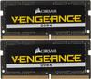 Модуль памяти CORSAIR Vengeance CMSX32GX4M2A2666C18 DDR4 -  2x 16Гб 2666, SO-DIMM,  Ret вид 1