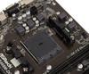 Материнская плата Asrock FM2A68M-DG3+ Soc-FM2+ AMD A68H 2xDDR3 mATX AC`97 6ch(5.1) (отремонтированный) вид 5