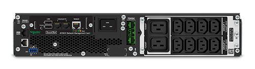 Источник бесперебойного питания APC Smart-UPS SRT SRT2200RMXLI-NC,  2200ВA