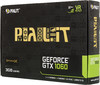 Видеокарта PALIT GeForce GTX 1060,  PA-GTX1060 STORMX 3G,  3Гб, GDDR5, Ret [ne51060015f9-1061f] вид 7