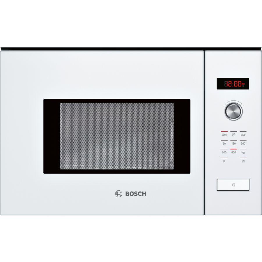 Микроволновая Печь Bosch HMT75M624 20л. 800Вт белый (встраиваемая)