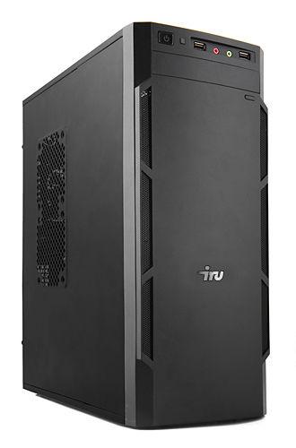 Компьютер  IRU Office 511,  Intel  Core i5  4460,  DDR3 4Гб, 1Тб,  Intel HD Graphics 4600,  DVD-RW,  Windows 7 Professional,  черный [393380]