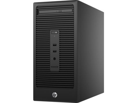 Компьютер  HP 280 G2,  Intel  Core i3  6100,  DDR4 4Гб, 500Гб,  Intel HD Graphics 530,  DVD-RW,  Free DOS,  черный [v7q89ea]