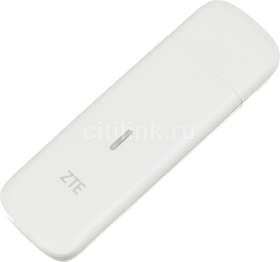 Модем ZTE MF823D 2G/3G/4G, белый