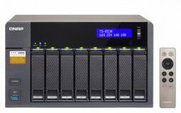 Сетевое хранилище QNAP TS-853A-4G,  без дисков