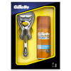 Набор подарочный GILLETTE Fusion ProShield, (Бритва Fusion ProShield+ Гель для бритья Fusion Hydrating, 75мл) [gil-81561937] вид 1