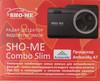 Радар-детектор Sho-Me Combo Slim Видеорегистратор GPS приемник G-сенсор (отремонтированный) вид 11
