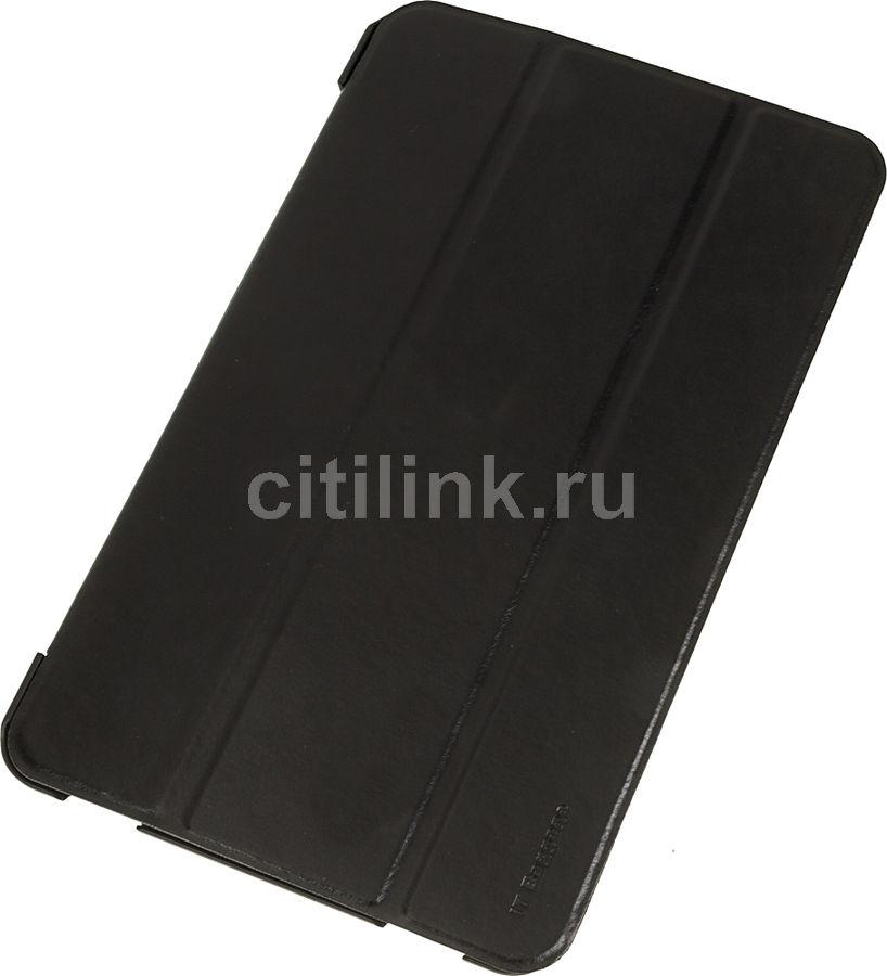 Чехол для планшета IT BAGGAGE ITSSGTA105-1,  черный, для  Samsung Galaxy Tab A SM-T580/T585