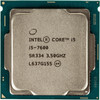 Процессор INTEL Core i5 7600, LGA 1151 BOX [bx80677i57600 s r334] вид 2