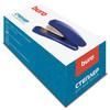 Степлер настольный Buro 075000400 24/6 (20листов) синий 100скоб пластик вид 2