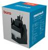 Настольный набор BURO Офисный, пластик, 14 предметов, черный [043000201] вид 3