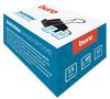 Зажимы Buro 065000101 сталь 15мм черный (упак.:12шт) картонная коробка