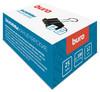 Зажимы Buro 065000301 металл 25мм черный (упак.:12шт) картонная коробка вид 2