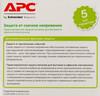 Сетевой фильтр APC PM1WB-RS, черный вид 8