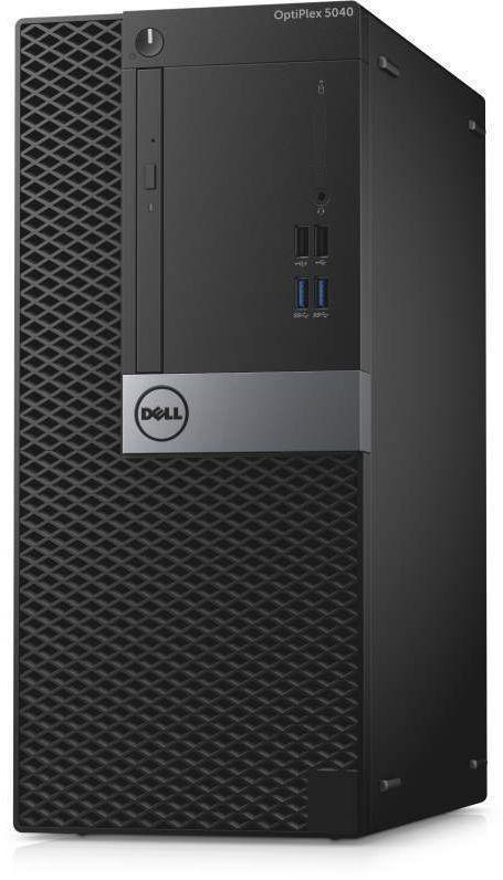 Компьютер  DELL Optiplex 5040,  Intel  Core i5  6500,  DDR3L 8Гб, 128Гб(SSD),  Intel HD Graphics 530,  DVD-RW,  Windows 7 Professional,  черный и серебристый [5040-9952]