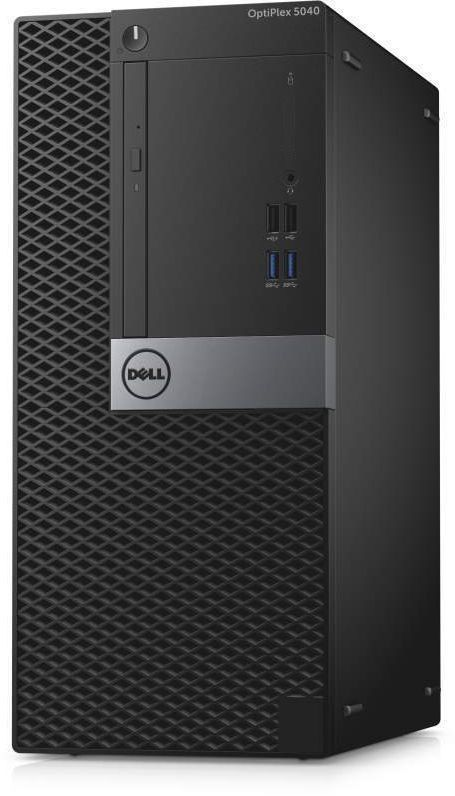 Компьютер  DELL Optiplex 5040,  Intel  Core i7  6700,  DDR3L 8Гб, 500Гб,  Intel HD Graphics 530,  DVD-RW,  Linux,  черный и серебристый [5040-9969]