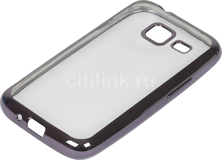 Чехол (клип-кейс) REDLINE iBox Blaze, для Samsung Galaxy J1 mini (2016), черный [ут000009700]