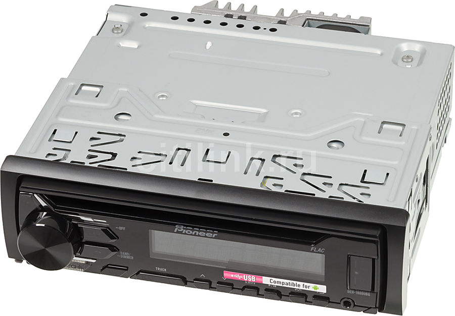 Автомагнитола PIONEER DEH-1900UBG,  USB