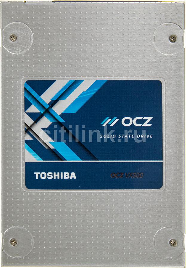 SSD накопитель OCZ Toshiba VX500-25SAT3-256G 256Гб, 2.5