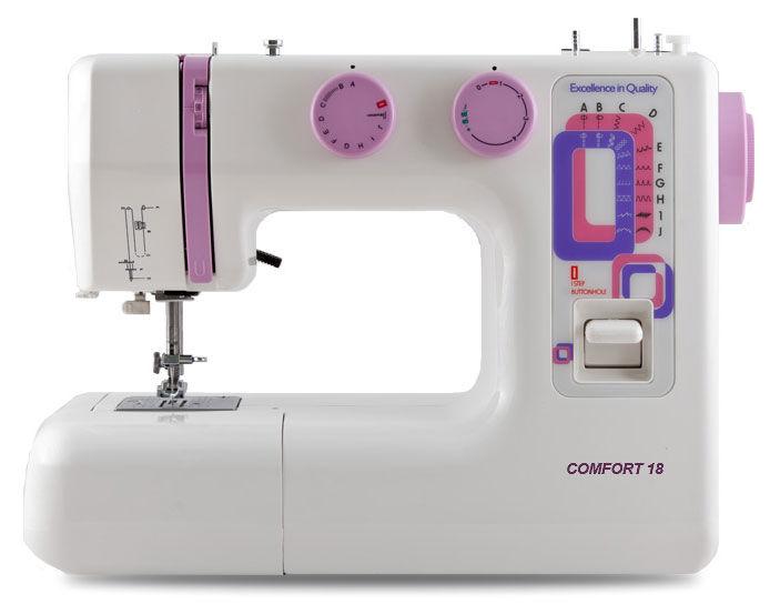 Швейная машина COMFORT 18 белый