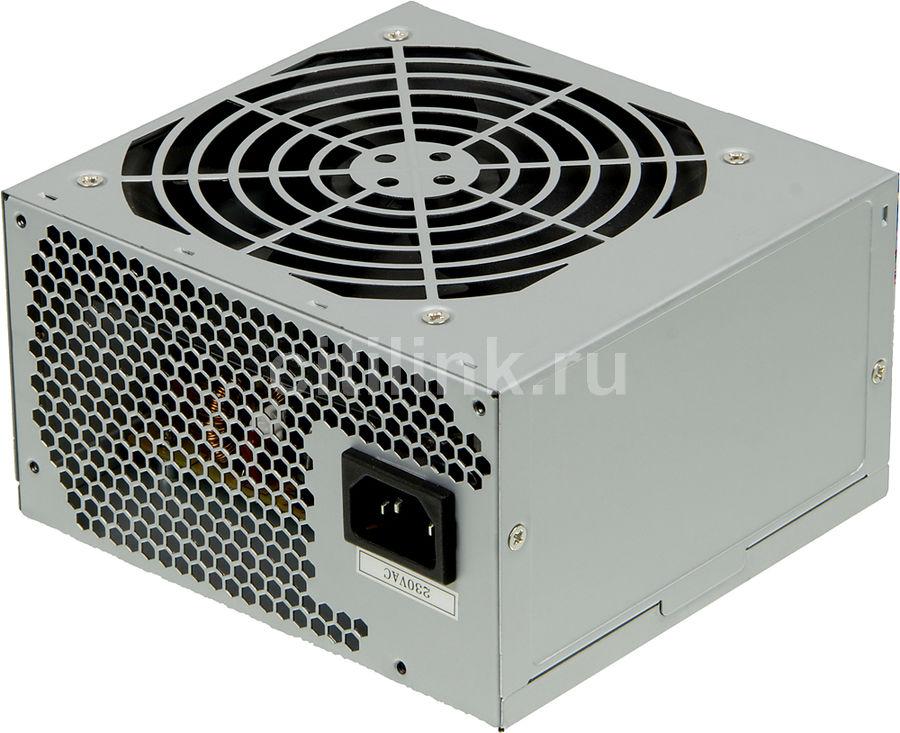 Блок питания FSP Q-DION QD550,  550Вт,  120мм,  серый