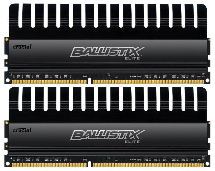 Модуль памяти CRUCIAL Ballistix Elite BLE2C4G3D21BCE1J DDR3 -  2x 4Гб 2133, DIMM,  Ret