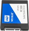 """SSD накопитель WD Blue WDS100T1B0A 1Тб, 2.5"""", SATA III вид 4"""
