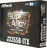Материнская плата ASROCK J3355B-ITX mini-ITX, Ret вид 6