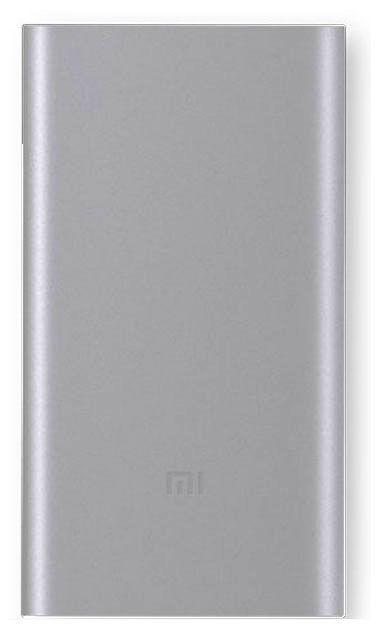 Мобильный аккумулятор Xiaomi Mi Power Bank Li-Ion 10000mAh 2.1A серебристый 1xUSB (мех. повреждения)