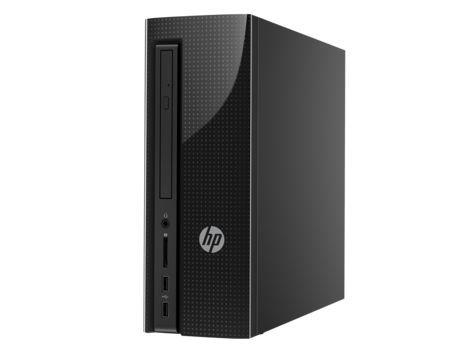Компьютер  HP 260-p131ur,  Intel  Core i3  6100T,  DDR4 4Гб, 500Гб,  Intel HD Graphics 530,  DVD-RW,  CR,  Windows 10,  черный [z0k28ea]