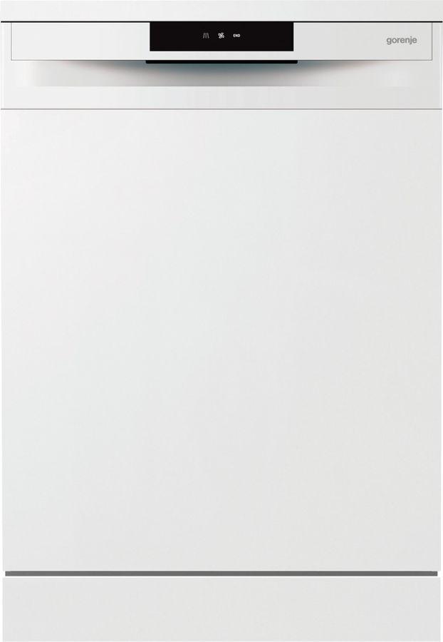 Посудомоечная машина GORENJE GS62010W,  полноразмерная, белая
