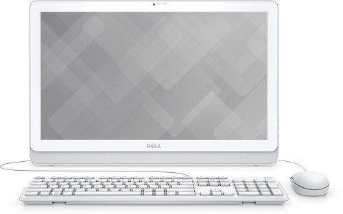 Моноблок DELL Inspiron 3264, Intel Core i3 7100U, 4Гб, 1000Гб, Intel HD Graphics 620, DVD-RW, Windows 10 Home, белый [3264-0414]