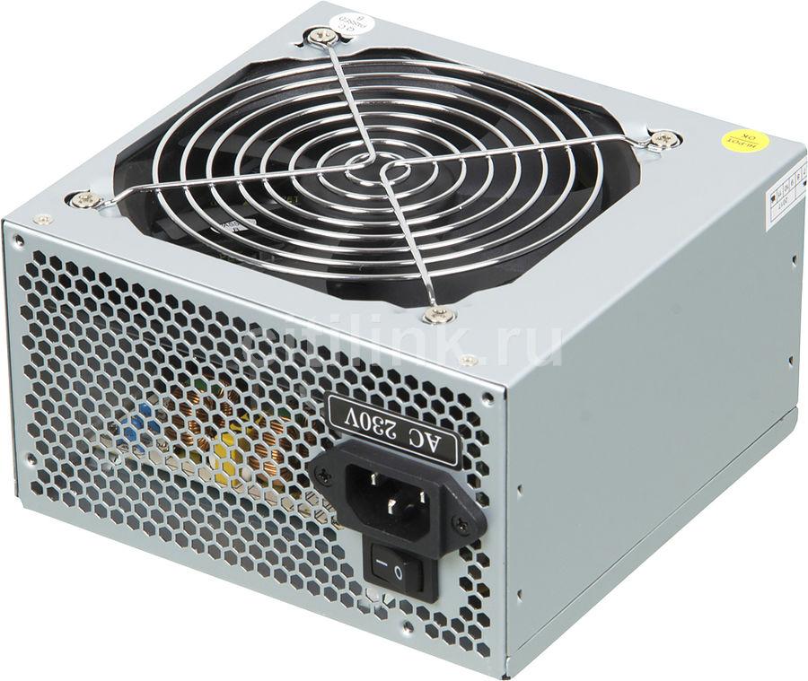 Блок питания Hipro ATX 650W (HIPO DIGI) HPP-650W (24+4+4pin) PPFC 120mm fan 5xSATA (отремонтированный)
