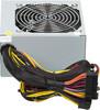 Блок питания Hipro ATX 650W (HIPO DIGI) HPP-650W (24+4+4pin) PPFC 120mm fan 5xSATA (отремонтированный) вид 2