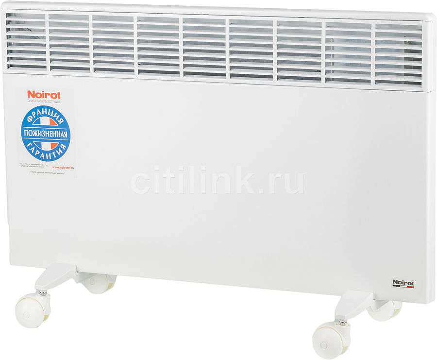 Конвектор NOIROT CNX-4,  2000Вт,  белый