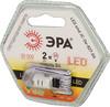 Лампа ЭРА JC-2w-827-G4, 2Вт, 175lm, 30000ч,  2700К, G4,  1 шт. [б0005004] вид 1