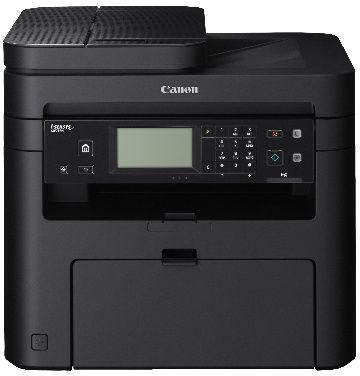 МФУ CANON i-Sensys MF237w,  A4,  лазерный,  черный [1418c121]