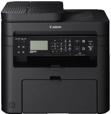 МФУ CANON i-Sensys MF244dw,  A4,  лазерный,  черный [1418c017]