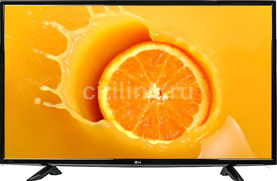 LED телевизор LG 43UH603V