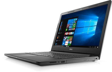 "Ноутбук DELL Vostro 3568, 15.6"", Intel  Pentium  4405U 2.1ГГц, 4Гб, 1000Гб, Intel HD Graphics  510, Windows 10 Professional, 3568-8050,  черный"