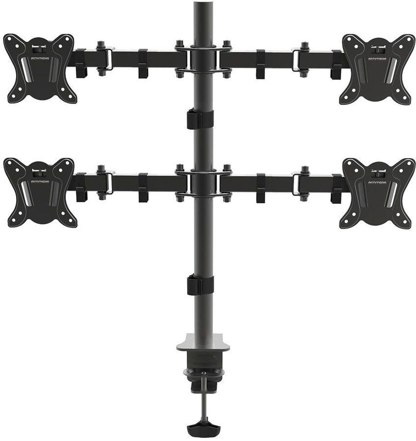 Кронштейн для мониторов Arm Media LCD-T14 черный 15