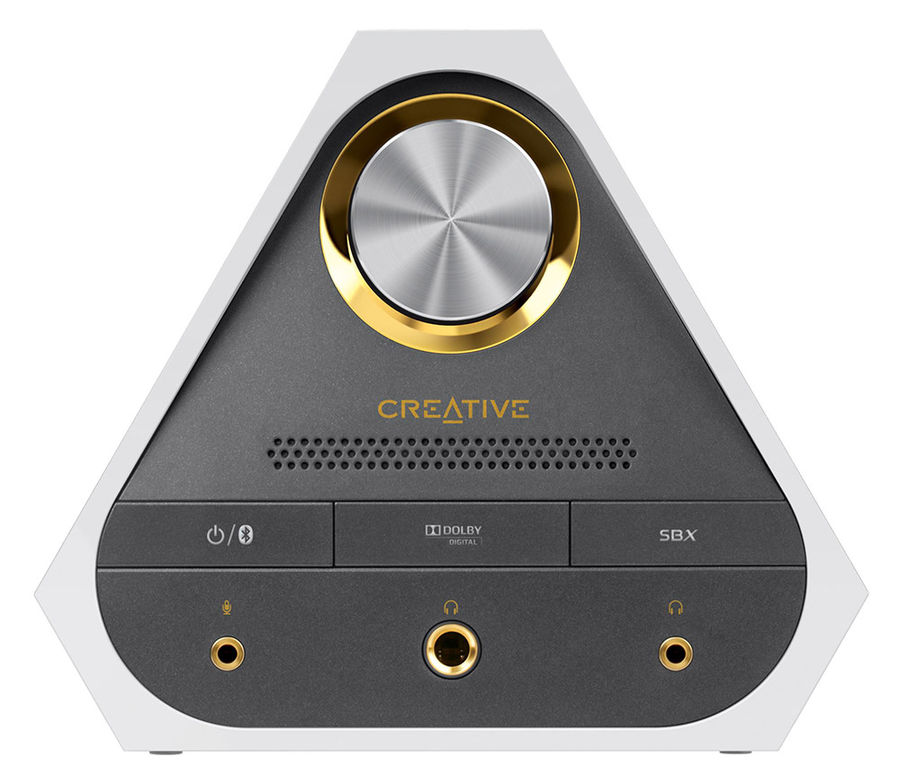 Портативный усилитель Creative Sound Blaster X7 Limited Edition [70sb158000003]