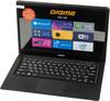 Ноутбук DIGMA EVE 1400, черный/серебристый